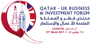 Qatar – UK Business and Investment Forum logo